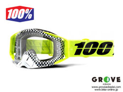 100% [ Racecraft レースクラフト Goggle ゴーグル ] Andre 【GROVE青葉台】
