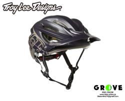 Troy Lee Designs トロイリーデザインズ [ A2  Helmet Mips 2020 ] DECOY - NV/WNT ハーフ ヘルメット 【GROVE宮前平】
