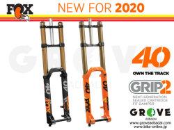 FOX RACING SHOX 2020 [ 40 FLOAT 203 FIT Grip2 HSC/LSC HSR/LSR 20TA×110Boost 1.125 ] FACTORY 【BIKE-ONLINE】 ※メーカー在庫より お取り寄せ
