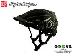 Troy Lee Designs トロイリーデザインズ [ A2  Helmet Mips 2020 ] CAMO - GREEN ハーフ ヘルメット 【GROVE青葉台】