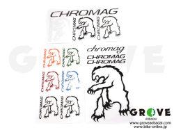 CHROMAG クロマグ [ Sticker Pack ] ステッカーパック 【GROVE青葉台】