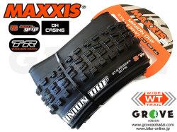 MAXXIS マキシス [ MINION ミニオン DHF 3C MaxxGrip TR DH casing ] 27.5×2.5 WT 【GROVE青葉台】 ※ポイント5倍!