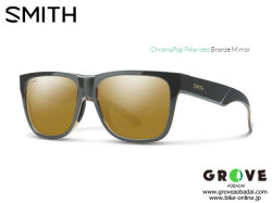 SMITH スミス [ Lowdown 2 Gravy Tortoise ] ChromaPop Polarized Bronze Mirror 【GROVE青葉台】 ※メーカーお取り寄せ