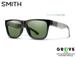 SMITH スミス [ Lowdown 2 Black Canvas Splatter ] ChromaPop Gray Green 【GROVE青葉台】 ※メーカーお取り寄せ