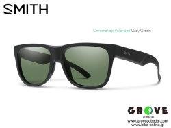 SMITH スミス [ Lowdown 2 Matte Black ] ChromaPop Polarized Gray Green 【GROVE青葉台】 ※メーカーお取り寄せ
