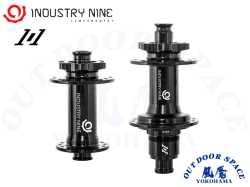 Industry Nine [ 101 CLASSIC BOOST 6B  Hub Set ] SRAM XD 【風魔横浜】