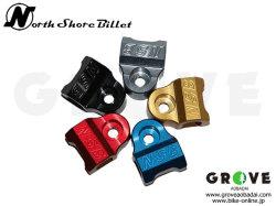 North Shore Billet ノースショアビレット [ Cable Guide ケーブルガイド ] 2008~ FOX RACING SHOX 32/34/36シリーズ、全モデル用 【GROVE青葉台】