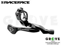 RACE FACE レースフェイス [ TURBINE R DROPPER 1X LEVER ] 可変 ドロッパーシートポスト用 レバー 【GROVE青葉台】/Black