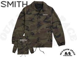SMITH スミス [ Coach Jacket ] 【風魔横浜】