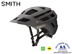 SMITH [ Forefront 2 Helmet - MIPS ] Matte Gravy 【風魔横浜】