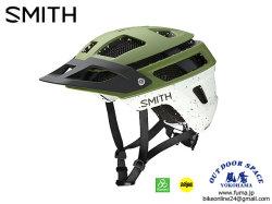 SMITH [ Forefront 2 Helmet - MIPS ] Matte Moss/Vapor 【風魔横浜】