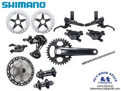 SHIMANO [ XT M8100 Priority Package KIT ] 1x12 【風魔横浜】