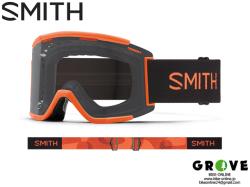 SMITH スミス [ Squad XL MTB Goggle ゴーグル ] Cinder Haze - Clear 【GROVE青葉台】