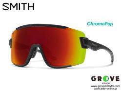 SMITH スミス [ Wildcat Matte Black ] ChromaPop Sun Red Mirror & Clear 【GROVE青葉台】 ※メーカーお取り寄せ