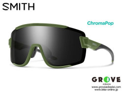 SMITH スミス [ Wildcat Moss ] ChromaPop Sun Black & Clear 【GROVE青葉台】 ※メーカーお取り寄せ
