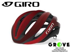 GIRO ジロ [ AETHER MIPS ] MATTE RED/DARK RED / Mサイズ 【 GROVE鎌倉 】