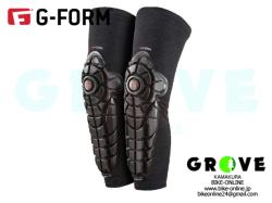 G-FORM ジーフォーム [ ELITE ニー シン ガード ] ※NEWグラフィック BLACK 【 GROVE鎌倉 】