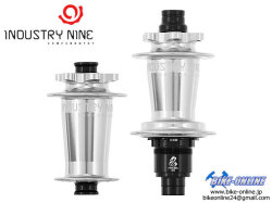 Industry Nine [ HYDRA BOOST 6B  Hub Set ] SRAM XD / Silver 【GROVE宮前平】