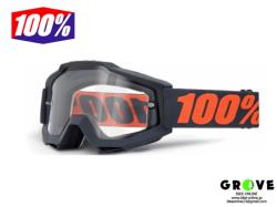 100% [ Accuri アキュリ DTG Goggle ゴーグル ] Gunmetal 【GROVE青葉台】