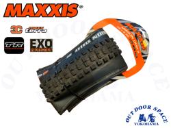 MAXXIS マキシス [ MINION ミニオン DHR 2 EXO 3C MaxxTerra TR ]  【風魔横浜】