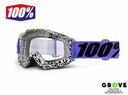 100% [ Accuri アキュリ Goggle ゴーグル ] Brentwood 【GROVE青葉台】