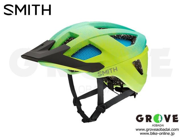 SMITH スミス [ Session Helmet - MIPS ハーフ ヘルメット 2018 ] Acid Burst 【GROVE青葉台】 ※在庫限定特価