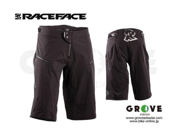 RaceFace レースフェイス  [ INDY Shorts ショーツ ] 2019 Black Mサイズ  【GROVE青葉台】
