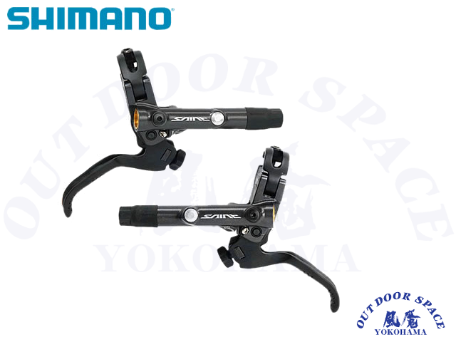 SHIMANO シマノ [ SAINT DISC ブレーキ レバー ペア ] BL-M820 【風魔横浜】