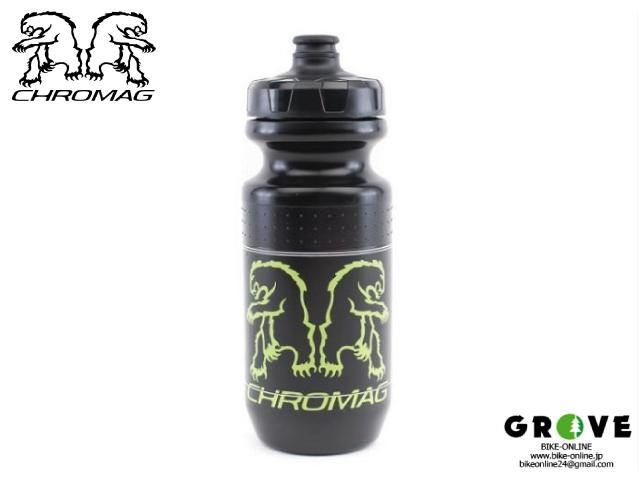 CHROMAG クロマグ [ Water Bottle BLK ] ウォーターボトル 【GROVE青葉台】