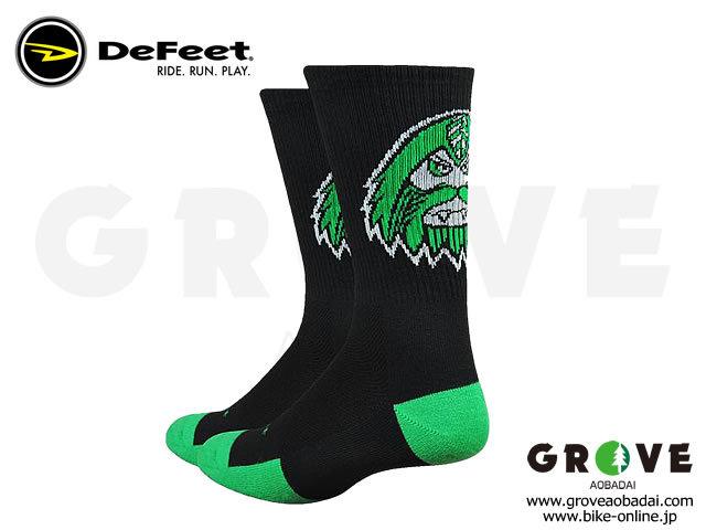 DeFeet [ Levitator Trail 6inch Socks ] Bigfoot 【GROVE青葉台】