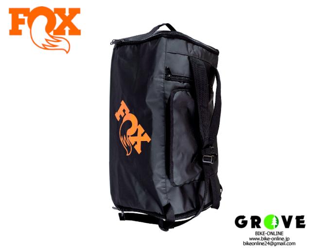 FOX フォックス [ WEEKENDER 40L GEAR BAG ] BLACK 【 GROVE青葉台 】