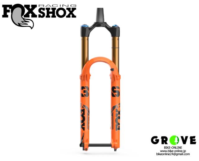 "FOX RACING SHOX フォックス レーシング ショックス  [  36 Float 29 160mm 1.5T ""Factory 2022 ] フロントフォーク 【 GROVE宮前平 】"