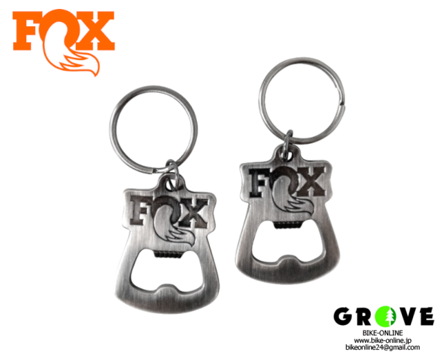 FOX フォックス [ KEY CHAIN BOTTLE OPENER ]  【 GROVE宮前平 】