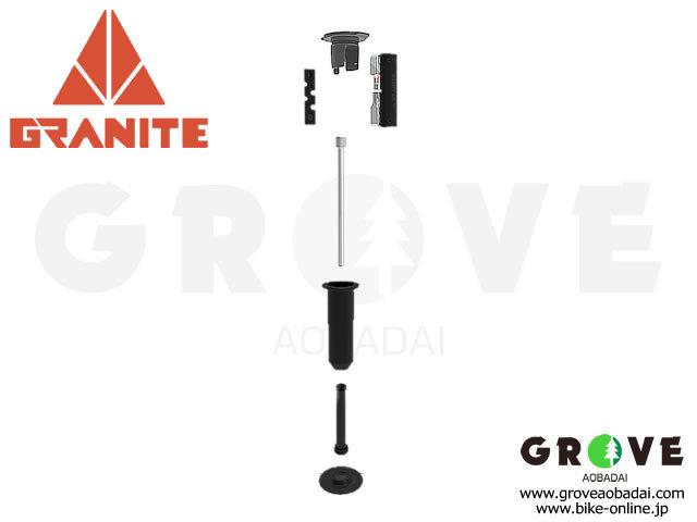 Granite Design グラナイト デザイン [ STASH Multi-Tool テーパードコラム用 ] Black , Orange【GROVE青葉台】