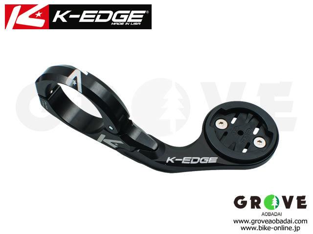 K-EDGE [ Garmin Pro Mount ] メーターマウント/ 31.8mm  【GROVE宮前平】