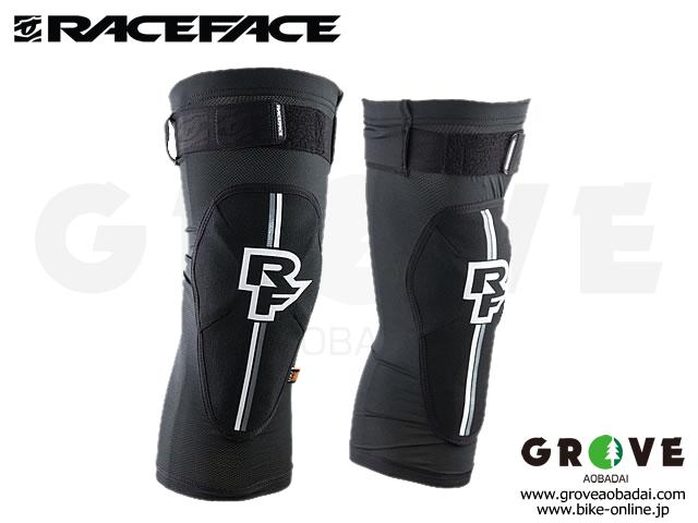 RACEFACE レースフェイス  [ INDY KNEE GUARD ] 耐衝撃 ニー ガード D3O プロテクター 【GROVE青葉台】