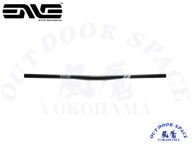 ENVE Composites エンヴィ [ M6 Mountain Bar ] カーボン製 25mmライズ φ31.8mm 【風魔横浜】