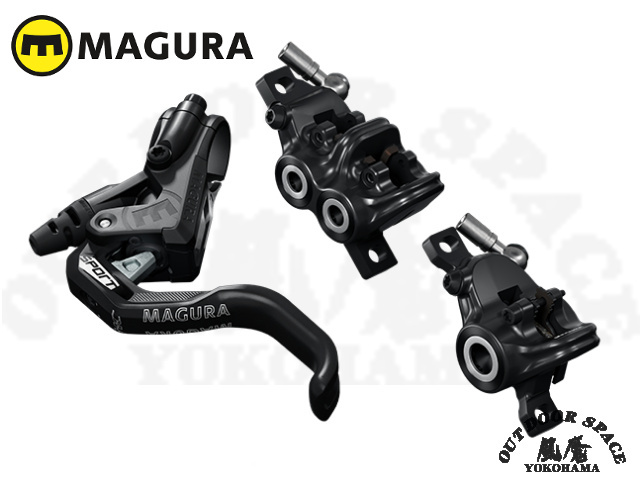 MAGURA マグラ [ MT TRAIL SPORTS ] 前後セット 【風魔横浜】【送料無料】