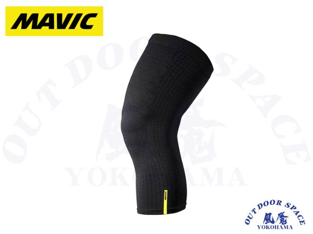 MAVIC マヴィック [ Ksyrium Merino Knee ] Mサイズ/ BLACK ※在庫限り【風魔横浜】