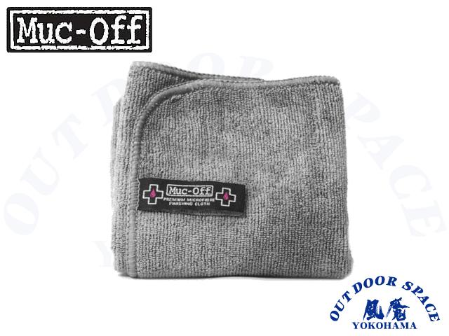 Muc-Off マックオフ [ LUXURY MICROFIBRE POLISHING CLOTH  ] 【 風魔横浜 】