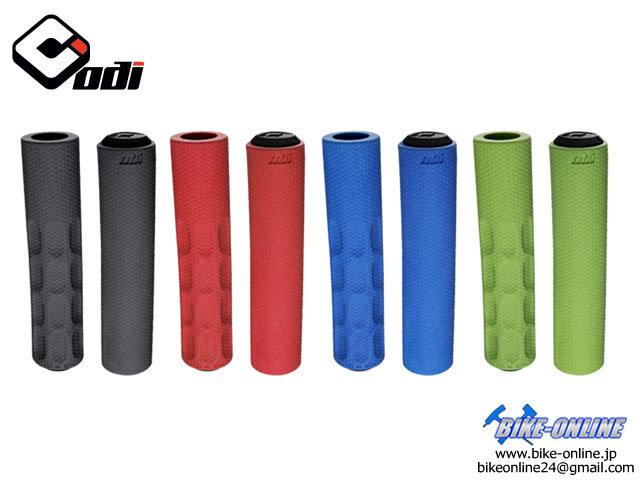 ODI Grips オーディーアイ [ F-1 SERIES VAPOR Grips グリップ ] Black/Red/Blue/Green 【GROVE青葉台】