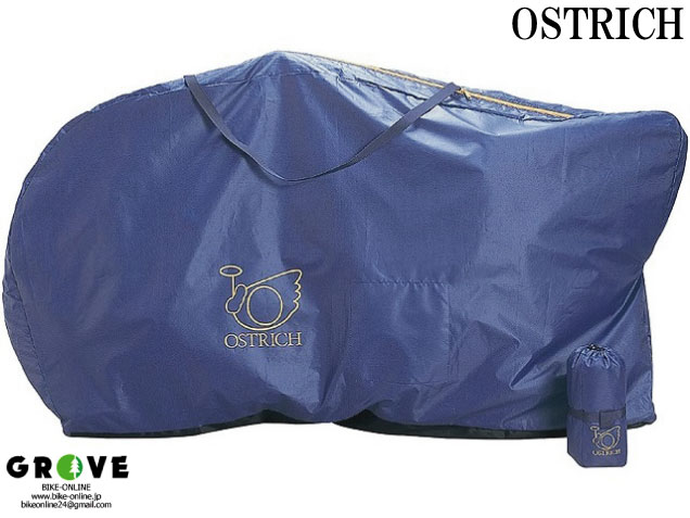 OSTRICH オーストリッチ [ 超速FIIVE輪行袋 ] 輪行袋 【 GROVE青葉台 】