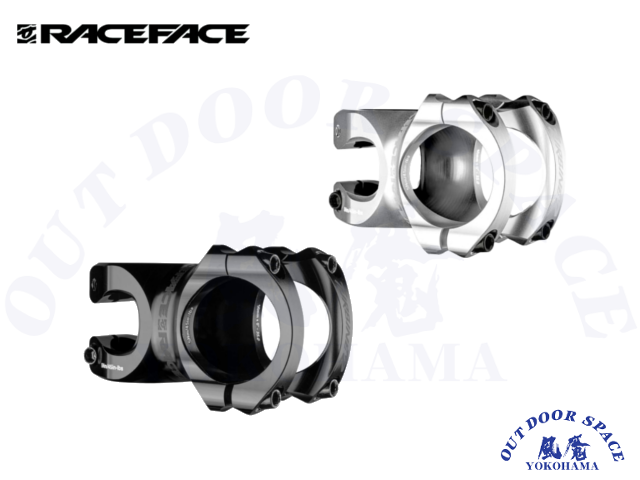 RaceFace レースフェイス  [ TURBINE R Stem ] φ35.0mm 【風魔横浜】