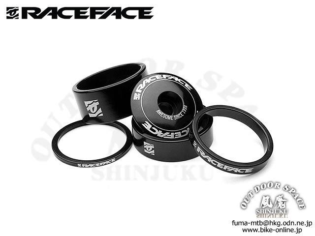 RACEFACE レースフェイス  [ Head Spacer & Cap SET ]  【GROVE青葉台】