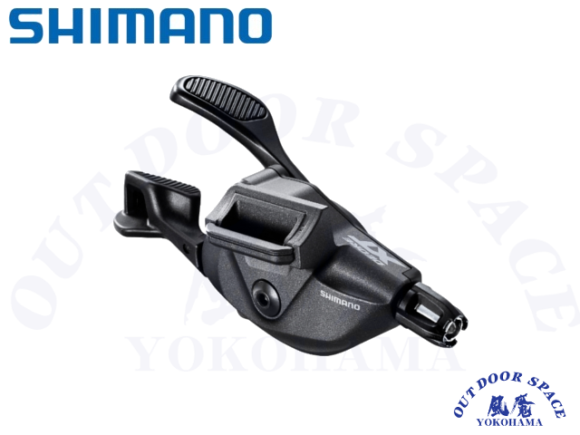 SHIMANO シマノ [ XT ラピッドファイヤー プラス シフトレバー ] SL-M8100-IR 12speed 【風魔横浜】