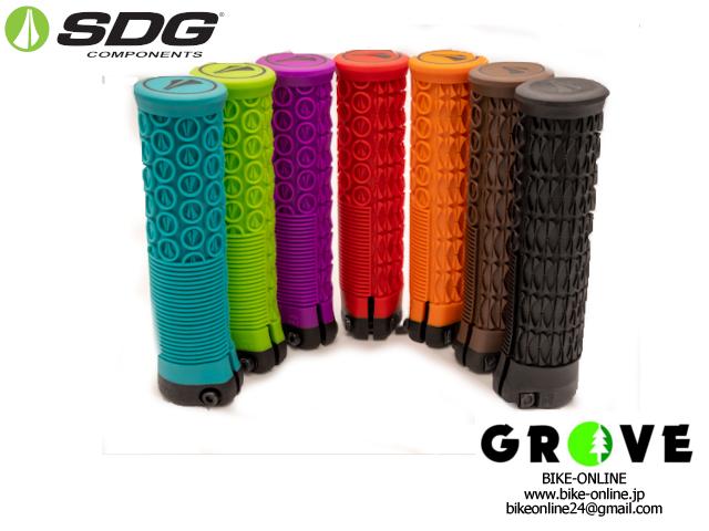 SDG [ THRICE GRIP 31mm ]  【GROVE宮前平】