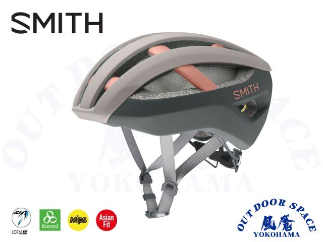 SMITH スミス [ NETWORK MIPS ] Matte Tusk 【風魔横浜】