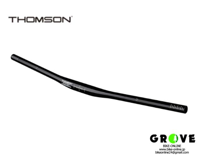 THOMSONトムソン [CARBON FLAT Bar 31.8] 730mm 8Back【GROVE宮前平】