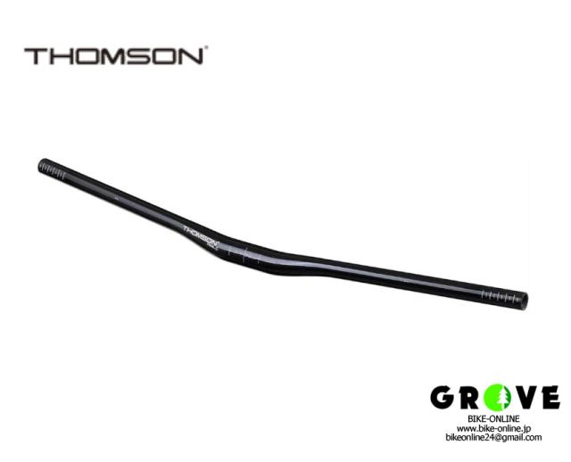 THOMSONトムソン [CARBON RISE Bar 31.8] 750mm 8Back【GROVE宮前平】