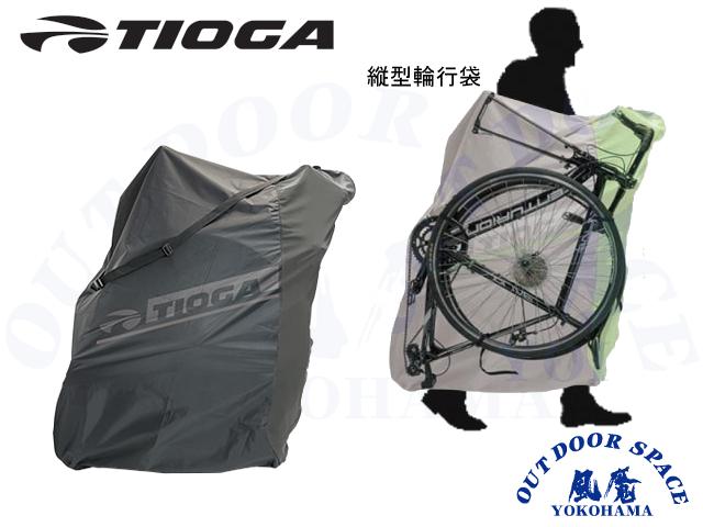 TIOGA タイオガ [Flex Pod ] ブラック×ダークグレー 【 風魔横浜 】